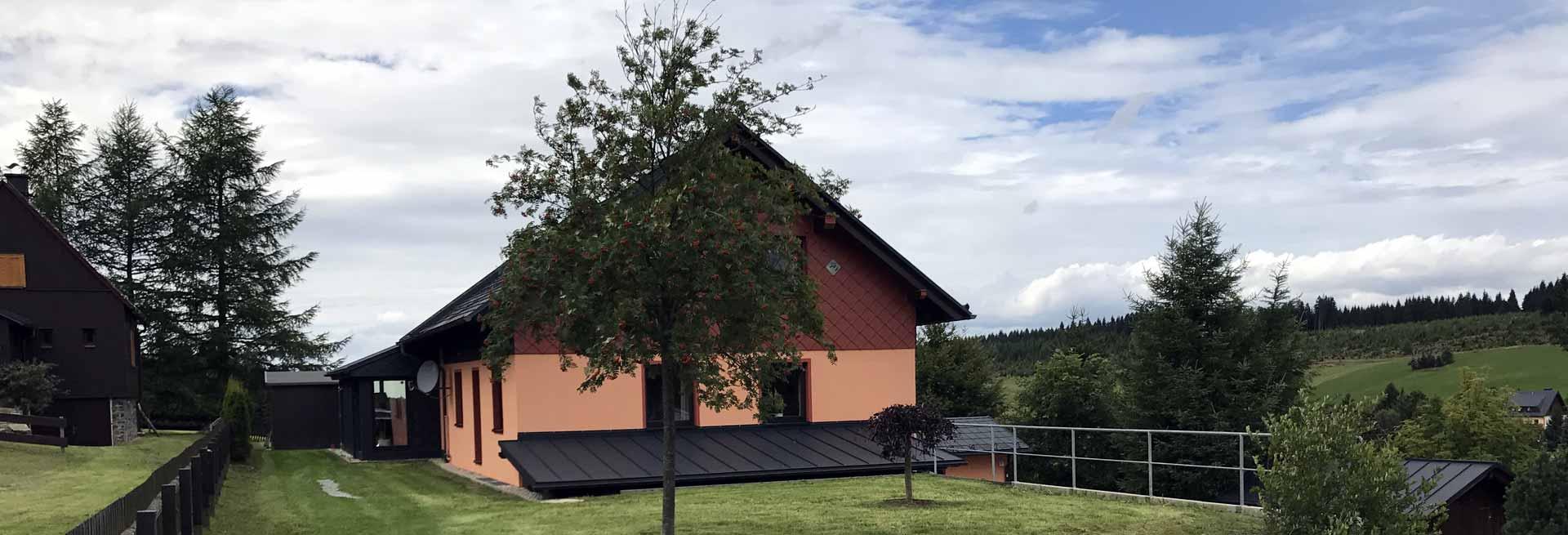 Ferienvermietung Riedel / Tellerhäuser Erzgebirge