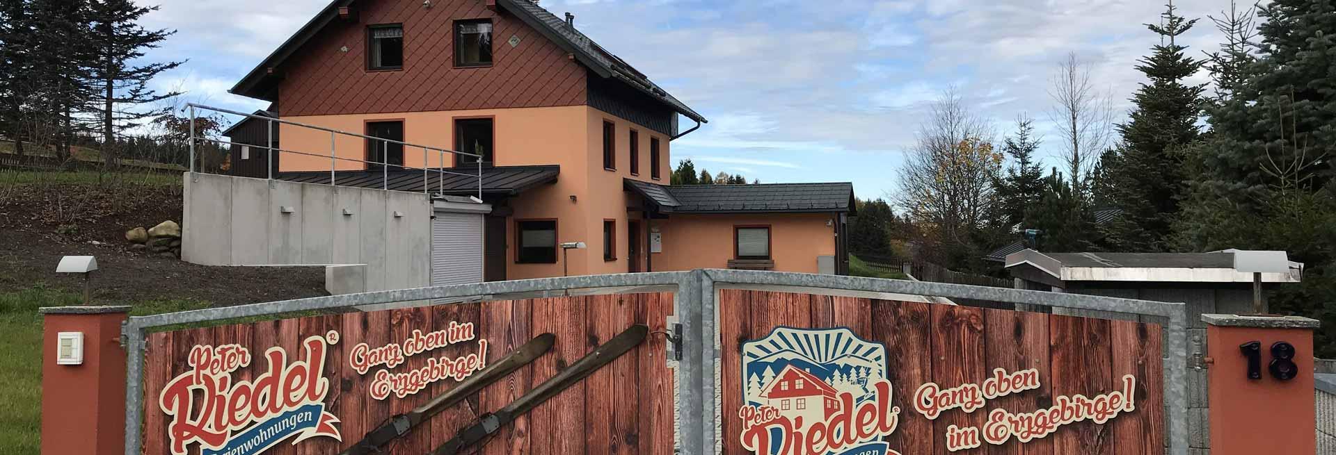 Ferienhaus Tellerhäuser / Erzgebirge